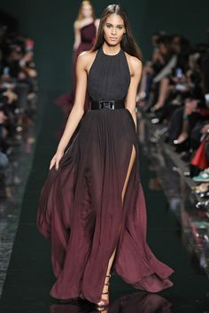 #Runways #Ange | Our obsessions on Catwalks...Elie Saab FW14