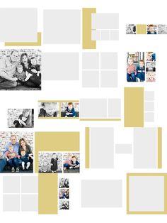 10x10 album template purpledaisypress