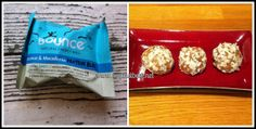 Coconut Macadamia Energy Bars Love Bounce Balls but don't dig the price? I've created an awesome knock off version! For recipe click here: http://myzestbest.net/2014/03/11/power-bar-poor/