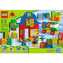 "LEGO Duplo Bricks & More Play with Letters (6051) - LEGO - Toys ""R"" Us"
