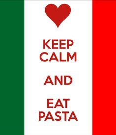 <3 I couldn't live without pasta yummmmm