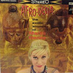 Vtg Martin Denny Liberty Stereo Afro-Desia Space Age Exotic Pop Afro Cuban Jazz #ExoticaLoungeEasyListeningEthnicFusionJazzPopJazzFunkFusionLounge