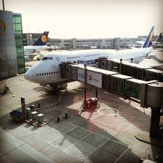 LH400 nach New York by dondahlmann