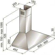 BLT OLP - COIFA OLIMPIA DE PAREDE INOX - nicho - Built Eletrodomésticos