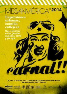 En el momento en que la comida callejera o garnacha se convierte en gourmet es cuando llegan a la expo Mesamerica 2014 traído por Arca-LAb y el CMDC. http://www.linio.com.mx/