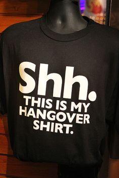 Las Vegas T-shirt | Hangover time