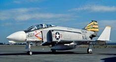 The USN's F-4 Phantom II