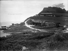 Photo of Branscombe, The Sea Shanty Tea Rooms 1931 Special Images, Favorite Pastime, Devon, Seaside, Britain, Country Roads, Rooms, River, Vacation