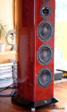 10 Best High End Loudspeakers ASI Tango R images