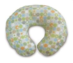 Boppy Pillow with Slipcover, Lots O Dots $33.99