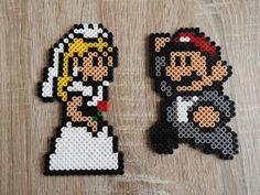 Mariage Mario et Peach