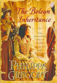 The Boleyn Inheritance- Phillippa Gregory