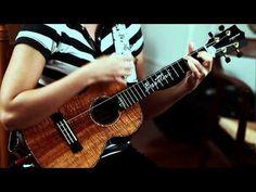 """Brittni Paiva - """"The Christmas Song"""" Ukulele Solo - YouTube"""