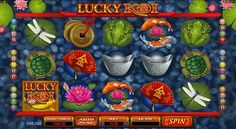 New Lucky Koi slot - http://cp4w.com/microgaming-slots/lucky-koi.html