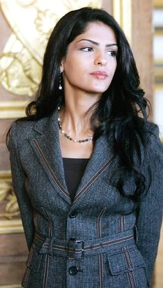 Princess Amira Al Taweel, Princess of Saudi Arabia. Serious political activist, leading the womens' rights movement and general civil rights reforms in the Middle East. Very well-spoken.