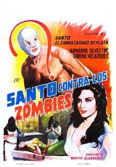 Santo Contra Los Zombies!