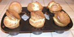 fresh-baked popovers