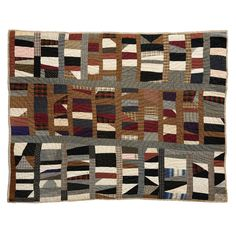 1stdibs.com | String and Bars Quilt