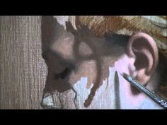Painting a Portrait - many videos on David Gray's site - take advantage of his talents.