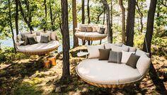 Coś pięknego! #garden #forrest #huśtawka #pillows #ogród #inspiracja #mieszkanie