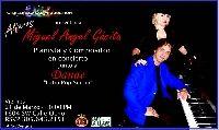 """Giselle Casas Production & Alfaros Presentan  Presentamos al pianista y compositor """"Miguel Angel Gacita"""" junto a """"Danae Latin pop singer"""" en Alfaros. Marzo 21, 2014 a las 10:00 PM"""