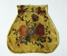 Embroidered bag. (SOURCE: http://collections.vam.ac.uk/search/?offset=45&limit=15&narrow=1&extrasearch=&q=18th+century+fashion&commit=Search&quality=0&objectnamesearch=&placesearch=&after=&after-adbc=AD&before=&before-adbc=AD&namesearch=&materialsearch=&mnsearch=&locationsearch=)