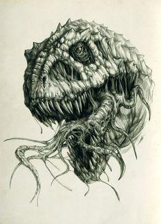Necro T Rex