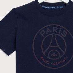 T-SHIRT PSG BIG LOGO RELIEF 18/19 Paris Saint, Saint Germain, Logo, Mens Tops, Shirts, Logos, Dress Shirts, Shirt