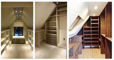 INLOOPKASTEN Walk In Closet, Attic Ideas, House, Cabinets, Home Decor, Easy, Blog, Dressage Horses, Armoires