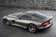 2014 SRT Viper GTS Anodized Carbon Edition | SportsCars | Car