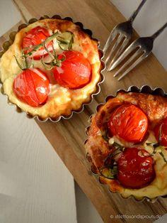 Tomaten-Tarteletts m