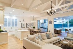 This Australian home renovation perfectly captures beach-side charm.