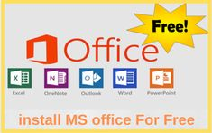 Ms Office 2017, Ms Office 365, Windows 10 Hacks, Microsoft Applications, Free Software Download Sites, Microsoft Office Online, Microsoft Word Free, Office Files, How To Uninstall
