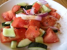 Recommend: Tomato and cucumber salad recipe, copycat Noodles & Co