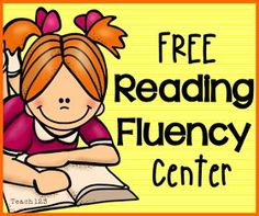 - tips for teaching elementary school: Reading Fluency - aligned with - CCSS Of the five components of reading, fluency is the one that seems to take a Reading Centers, Reading Workshop, Teaching Reading, Reading Comprehension, Guided Reading, Free Reading, Literacy Centers, Teaching Ideas, Reading Tutoring
