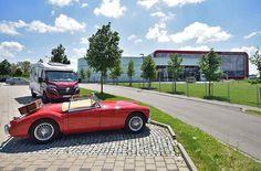Das Erwin-Hymer-Museum: mobiles Leben