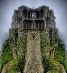 Beautiful Abandoned Places #7 El Hotel Del Salto in Colombia This beautiful abandoned hotel is now a major tourist attraction. Description from pinterest.com. I searched for this on bing.com/images