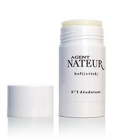 Agent Nateur Deodorant No 3 will keep you smelling lovely well into the evening hours with a light trace of honey, lavender and eucalyptus. Agent Nateur Deodorant No 3 holi(stick) large unisex deodorant is a winner of the Glamour Beauty Awards. Deodorant For Women, Natural Deodorant, Organic Coconut Oil, Organic Oil, Organic Beauty, Organic Skin Care, Natural Beauty, Natural Makeup, Holi