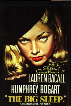 This noir classic has a plot that's almost incomprehensible, but who cares? It's the chemistry between Bogie and Bacall that makes the movie sizzle.