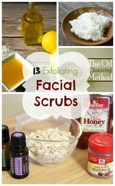 13simple+exfoliating+face+scrubs+I+have+been+using+the+Oil