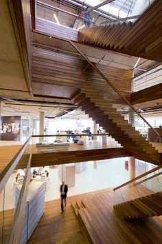 ZZDP Architecten - Tbwa Office Building - Amsterdam, The Netherlands