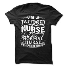 Tattoos nurse T-shirt and hoodie, Just get yours HERE ==> https://www.sunfrog.com/No-Category/Tattoos-nurse-T-shirt-and-hoodie.html?id=41088 #christmasgifts  #xmasgifts