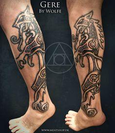 Tattoos by Uffe   Meatshop Tattoo Copenhagen