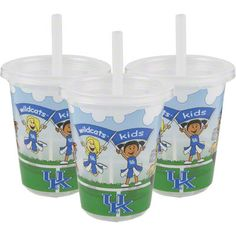 To-Go Sippy Cup 3-Pack
