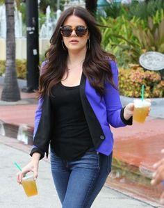 Khloe-Kardashian- Karen-walker-Super Duper Strength