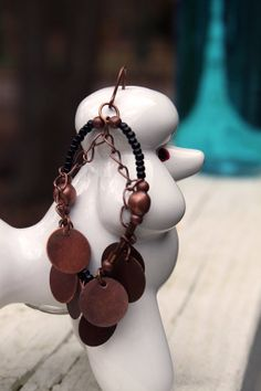 SALE HANDMADE Long Dangle Statement Earrings (Stylish, Preppy, Ethnic) Free Shipping, Free Gift Box (Use coupon code HOLIDAYS to save 15% off!)