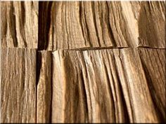 hasított falburkoló antik faanyagból