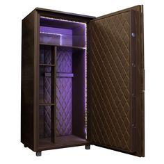 Luxury Safe | Gun Cabinets | Burton Safes
