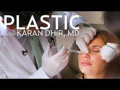 A Liquid Nose Job, Lip Enhancement, and Botox for Rejuvenation | PLASTIC w/Dr…