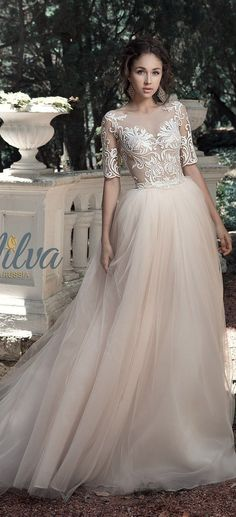 Milva Bridal Wedding Dresses 2017 SorrentobodyskirtAlicante